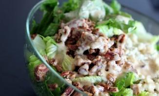 Салат с авокадо и грушей - фото шаг 7