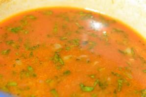 Рыбный суп с томатной пастой - фото шаг 4