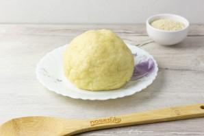 Постное печенье с кунжутом - фото шаг 4