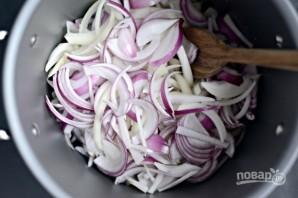 Французский суп с луком - фото шаг 2