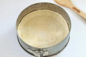 Пирог с фаршем на сметанном тесте - фото шаг 11