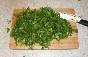 Сацебели из томатной пасты  - фото шаг 1