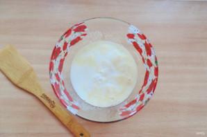 """Шоколадный торт с кремом """"Пломбир"""" - фото шаг 3"""