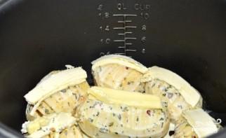 Картошка с сыром в мультиварке - фото шаг 4