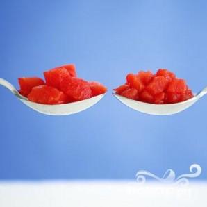 Овощной суп с тортеллини - фото шаг 3