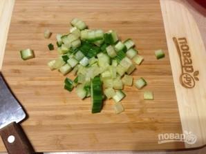Салат из капусты с вишней - фото шаг 3