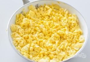 Сырная болтунья - фото шаг 5