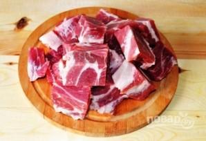 Сочный шашлык из свинины с уксусом - фото шаг 1
