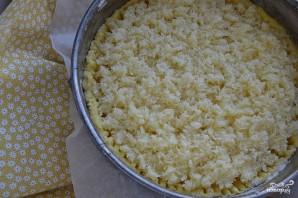Пирог с творогом и ананасами - фото шаг 8