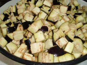 Тушеные овощи с фаршем - фото шаг 1