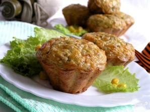 Кексы из муки из зеленой гречки - фото шаг 4