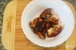 Курица с финиками по-магрибски - фото шаг 7