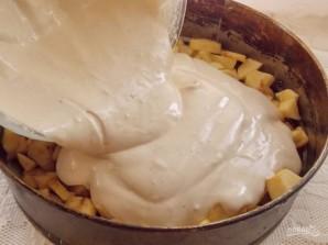 Классический пирог с яблоками - фото шаг 6