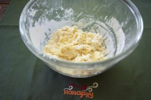 Лоренский пирог с курицей - фото шаг 2