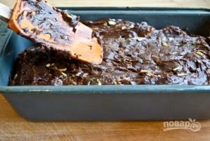 Шоколадный хлеб с цукини - фото шаг 7