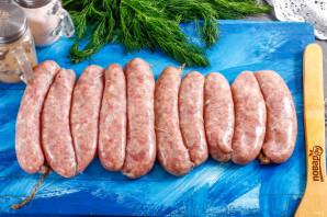 Баварские колбаски к пиву - фото шаг 5
