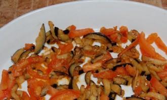 Пангасиус в духовке с овощами - фото шаг 5