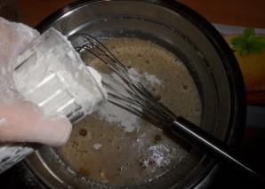 Кекс медовый в мультиварке - фото шаг 3