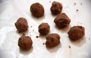 Шоколадные ириски в микроволновке - фото шаг 5