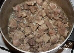 Овощи со свининой - фото шаг 1