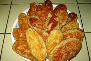 Пирожки из картофельного пюре - фото шаг 9