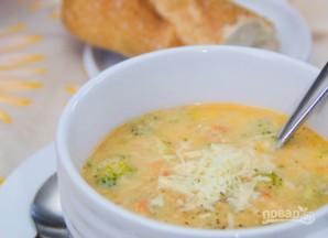 Суп с брокколи - фото шаг 8