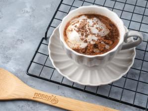 Кофе с пломбиром - фото шаг 4