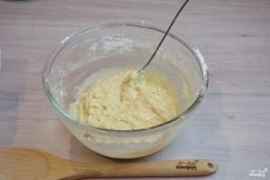 Бисквит с вишней - фото шаг 3