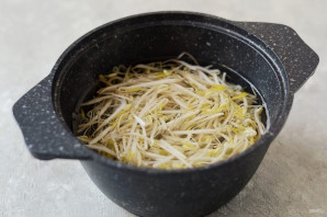 Корейский салат из маша - фото шаг 2