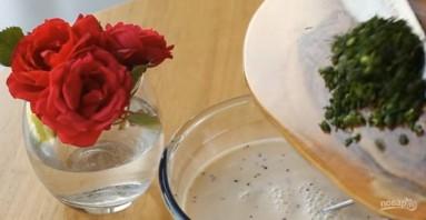 Пирог с сыром, помидорами и оливками - фото шаг 4