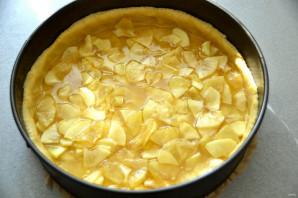 Царский пирог из яблок - фото шаг 13