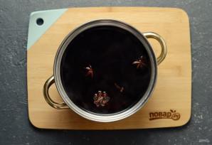 Глинтвейн на вишневом соке - фото шаг 3