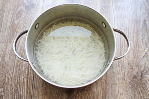 Китайский картофельный салат - фото шаг 4