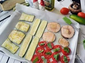 Закуска из печеных овощей с сыром - фото шаг 5