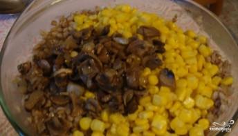 Гречка с кукурузой - фото шаг 4