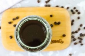 Кофейный ликер в домашних условиях - фото шаг 6