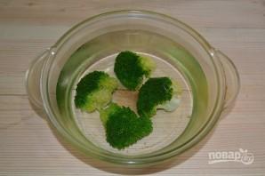 Салат с капустой и грушей - фото шаг 2