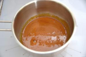 Муссовый яблочный торт - фото шаг 21