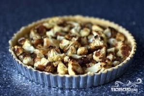 Пирог с луком и цветной капустой - фото шаг 5
