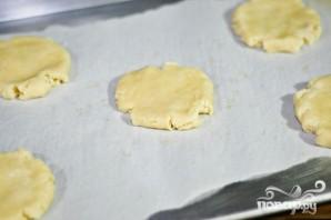 Масляное печенье с глазурью - фото шаг 5