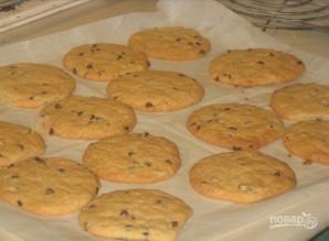Печенье с шоколадными каплями - фото шаг 10