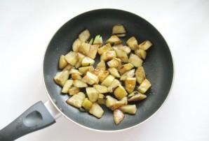 Жареный картофель со вкусом грибов - фото шаг 2