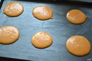 Оладьи из тыквы в духовке - фото шаг 9