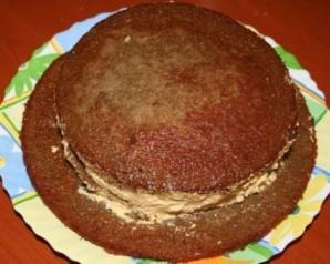 """Торт """"Шляпа"""" - фото шаг 6"""