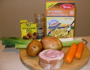 Густой суп из чечевицы - фото шаг 1