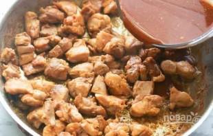 Курица с бурбоном - фото шаг 4