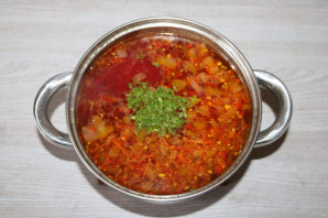Экономный суп - фото шаг 10