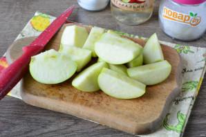 Маринованные яблоки на зиму без стерилизации