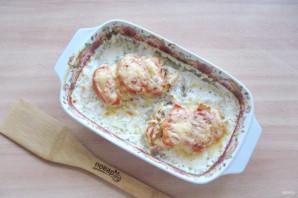 Мясо по-французски со сливками в духовке - фото шаг 8