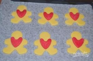 Простое печенье на 14 февраля - фото шаг 7